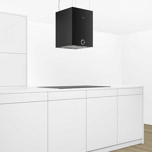 Bosch DII31RV60 37cm Island Cube Hood - Black
