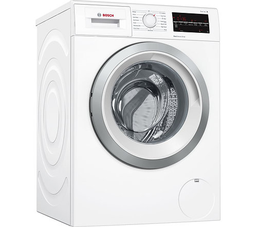 BOSCH Serie 6 WAT28450GB 9 kg 1400 Spin Washing Machine - White