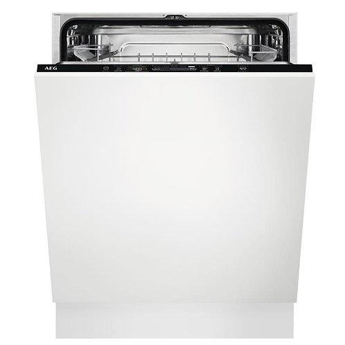 AEG FSS53627Z Built In Fully Integrated Dishwasher