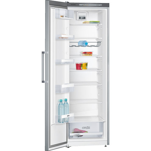 Siemens KS36VVI30G Tall Larder Fridge