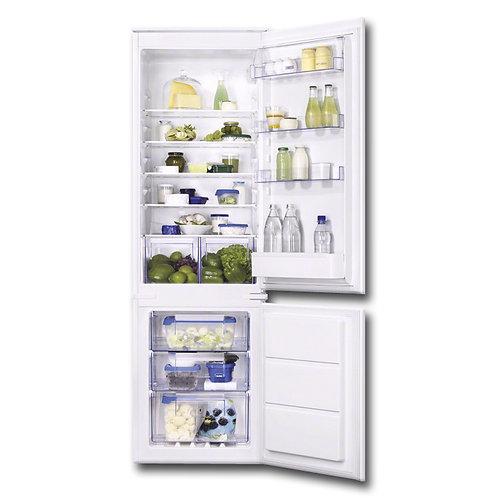 Zanussi ZBB28651SA Integrated Fridge Freezer, A+ Energy Rating, 54cm Wide