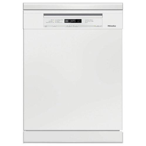 Miele G6630S White Dishwasher