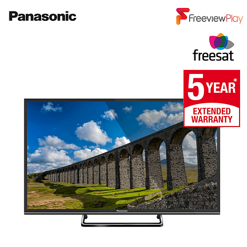 "Panasonic 32"" HD Ready Smart LED Television - TX-32ES503B"