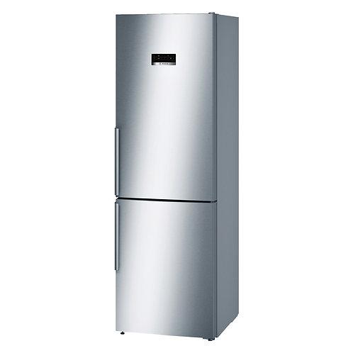 Bosch KGN36XI35G Serie 4 60/40 Frost Free Fridge Freezer - Stainless Steel