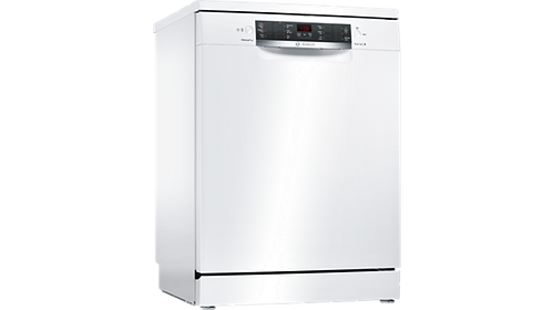 Bosch SMS46IW00G 13 Place A+++ Freestanding Dishwasher - White - SMS46IW00G