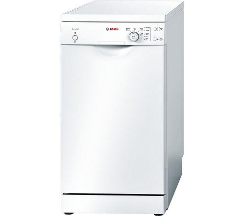 BOSCH SPS46IW00G Slimline Dishwasher - White