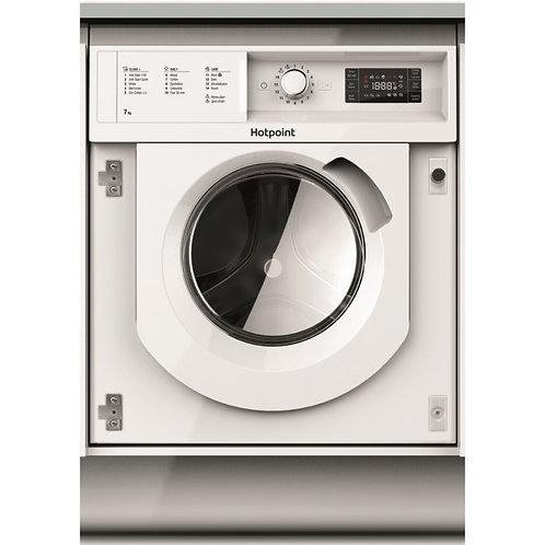 Hotpoint BIWMHG71284 Integrated 7Kg Washing Machine with 1200 rpm