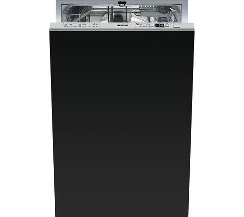 Smeg DI410T Built In Fully Int. Slimline Dishwasher