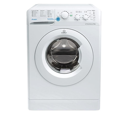 INDESIT BWA81483XW Washing Machine - White