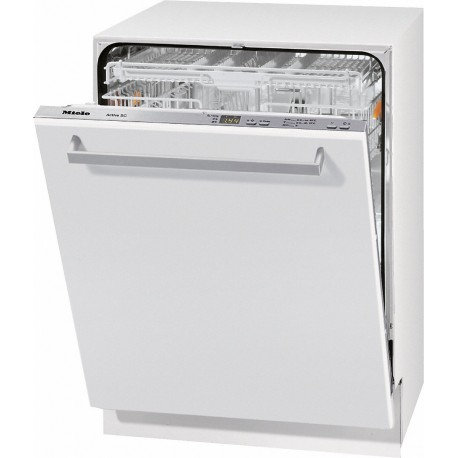 Miele G6660SCVi Clean Steel Built In Fully Integrated Dishwasher