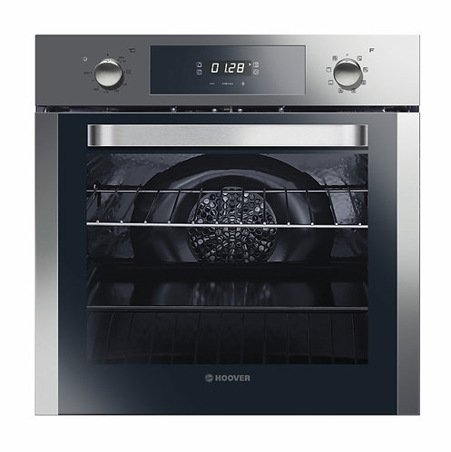 Hoover HOSM6581IN Built-in Single Electric Oven Multi-Function S/Steel