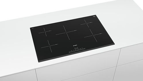 BOSCH PIV851FB1E Electric Induction Hob - Black