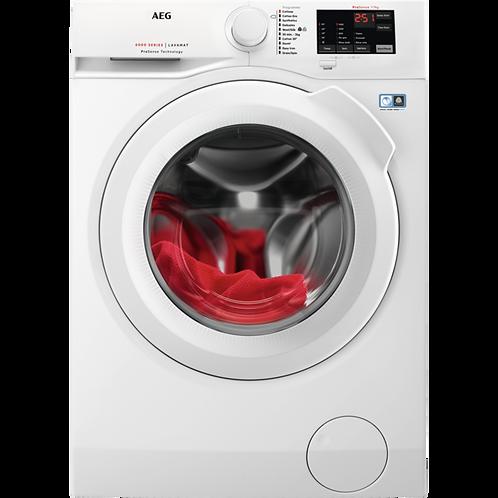 AEG L6FBI861N ProSense 6000 8 kg 1600 Spin Washing Machine - White