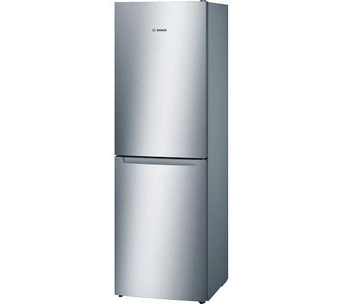 BOSCH KGN34NL30G 60 / 40 Fridge Freezer - Stainless Steel