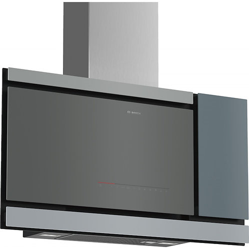 BOSCH DWF97MS70B HOOD 90cm Slim Flat Glass Wall Hood