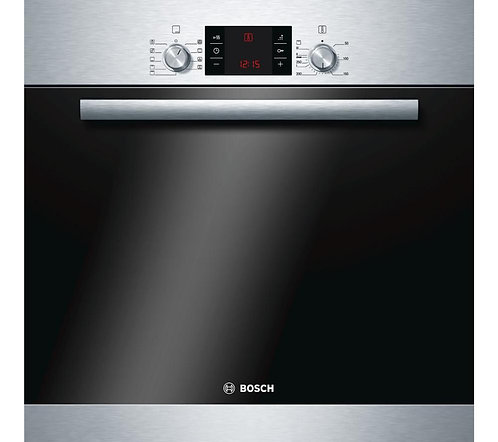BOSCH HBA53R150B Serie 6 Electric Oven - Stainless Steel
