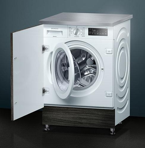 Siemens IQ-700 WI14W500GB Integrated 8Kg Washing Machine with 1400 rpm