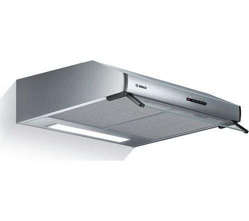 BOSCH DUL63CC50B Canopy Cooker Hood - Stainless Steel