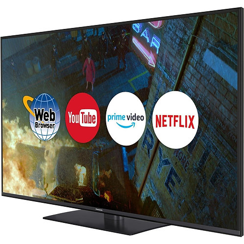 "Panasonic TX49FX550B 49"" 4K Ultra HD Smart LED TV"