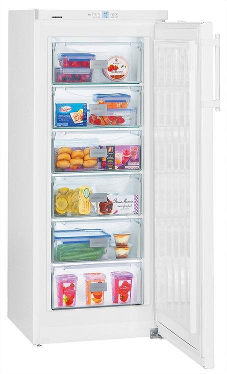 Liebherr GP2433 white Comfort freestanding freezer