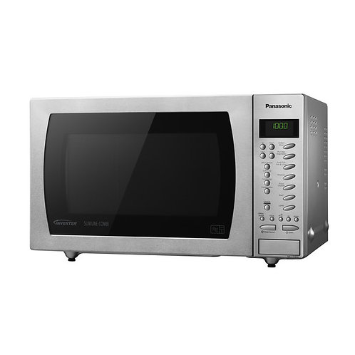 PANASONIC NN-CT585SBPQ Combination Microwave - Stainless Steel