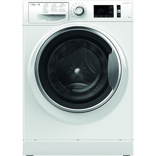 HOTPOINT Active Care NM111045WCA 10 kg 1400 Spin Washing Machine - White