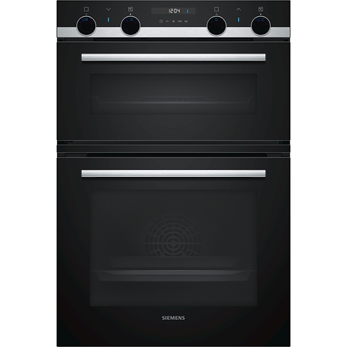 Siemens iQ500 MB535A0S0B Double Built In Electric Oven
