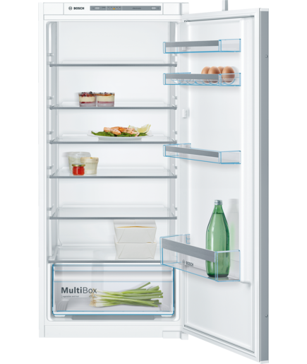 BOSCH Serie 4 KIR41VS30G Integrated Tall Fridge