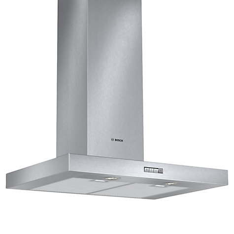 Bosch DWB074W50B 70cm Chimney Cooker Hood Stainless Steel DWB074W50B