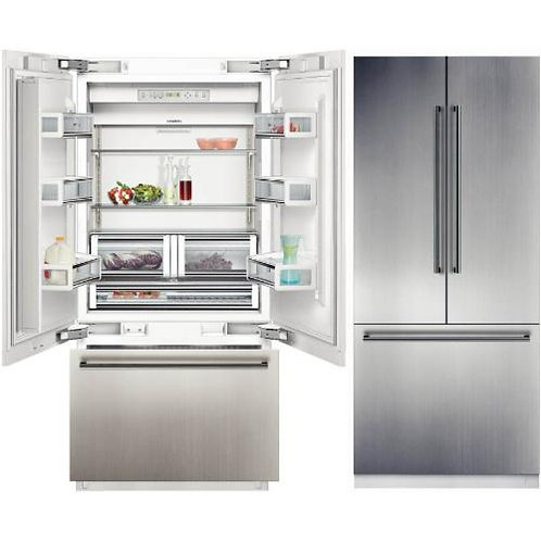 Siemens CI36BP01 Integrated American Fridge Freezer