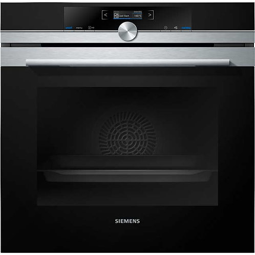 SIEMENS HB632GBS1B Built-In Single Oven, Stainless Steel