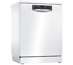 BOSCH SMS46MW00G Full-size Dishwasher - White