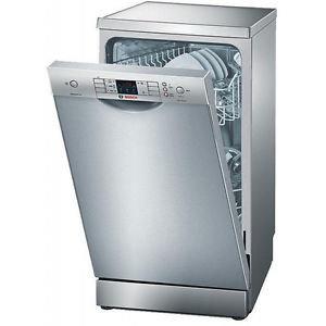 BOSCH SPS53M08GB Serie 6 Slimline Dishwasher - Silver