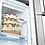 Thumbnail: BOSCH KGV33VL31G 60/40 Fridge Freezer - Silver