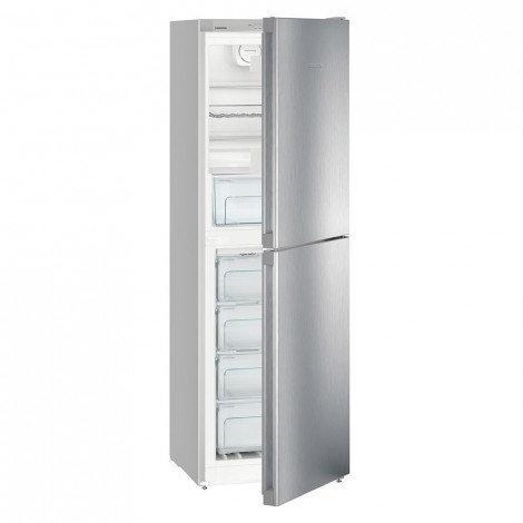 LIEBHERR CNel4213 50/50 Fridge Freezer - Silver