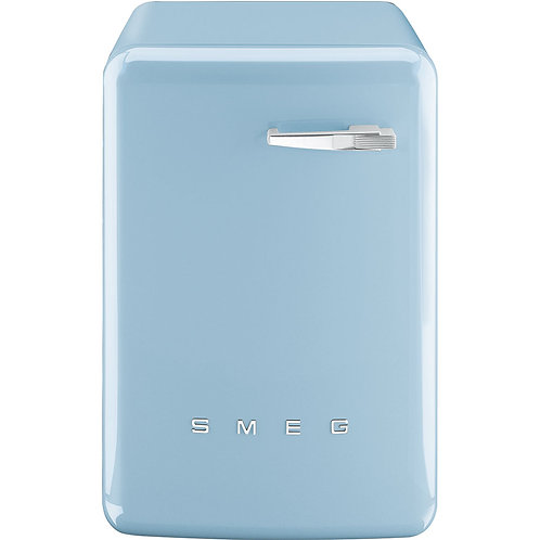Smeg WMFABPB-2 pastel blue 50's Retro Style freestanding washing machine