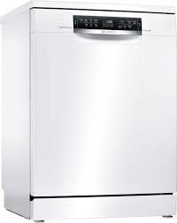 BOSCH Bosch Serie 6 SMS67MW01G Full-size Dishwasher - White