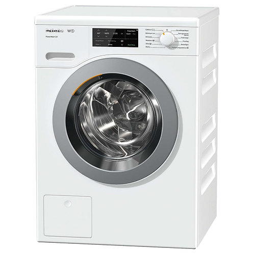 Miele WCE320 PowerWash Freestanding Washing Machine, 8kg Load, A+++ Energy Ratin