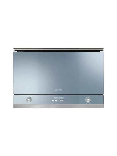 Smeg Linea MP122 Built In Microwave with Grill