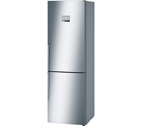 BOSCH KGN36AI35G Serie 6 Smart 60/40 Fridge Freezer - Silver