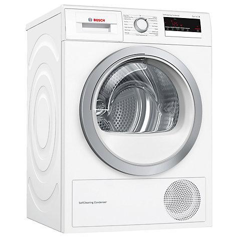 BOSCH WTM85230GB 8 kg Condenser Tumble Dryer