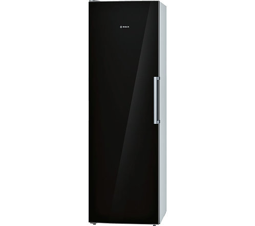 BOSCH Serie 4 KSV36VB30G Tall Fridge - Black