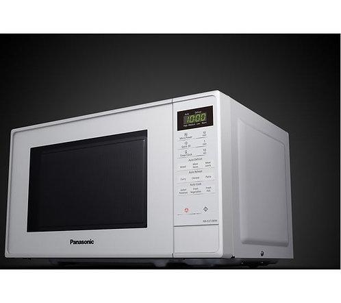 PANASONIC NN-E27JWMBPQ Compact Solo Microwave - White