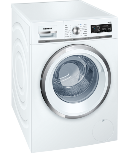 SIEMENS WM14W590GB Washing Machine - White