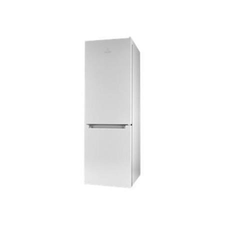 INDESIT LR7S1W Freestanding Fridge Freezer in White