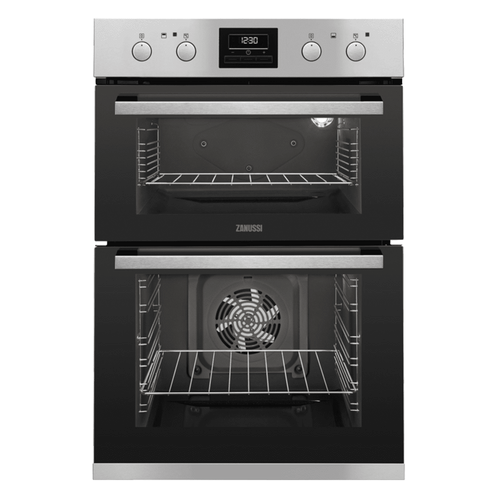 Zanussi ZOD35802XK Built In Electric Double Oven