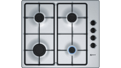NEFF T26BR46N0 GAS HOB STAINLESS STEEEL
