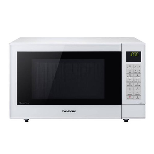 Panasonic NN-CT54JWBPQ Combination Microwave Oven in White, 27 Litre, 1000W