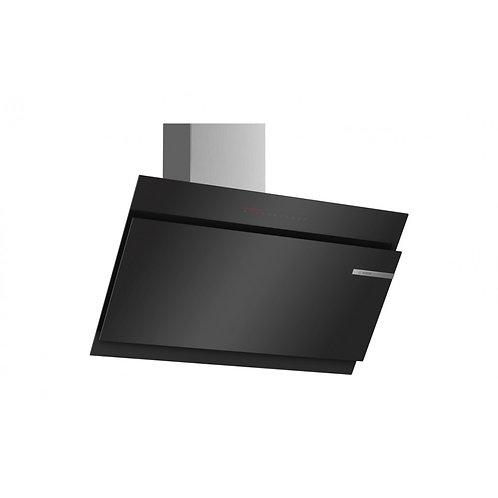 Bosch DWK97JQ60B black glass Serie 6 900mm sloping hood