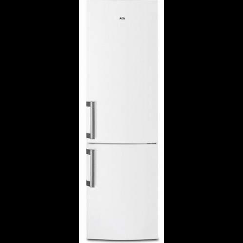 AEG RCB53325MW Custom Flex No Frost Fridge Freezer White